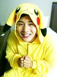 a cute face of dongjun ZE:A