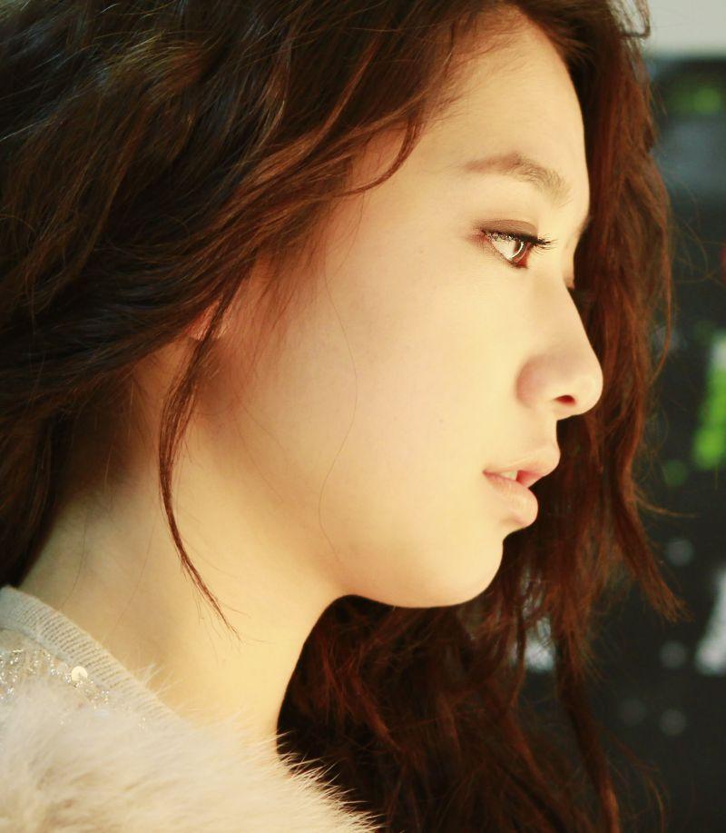 close-up picture of Shin hye.. whoah!! she's very beautiful ^_^..